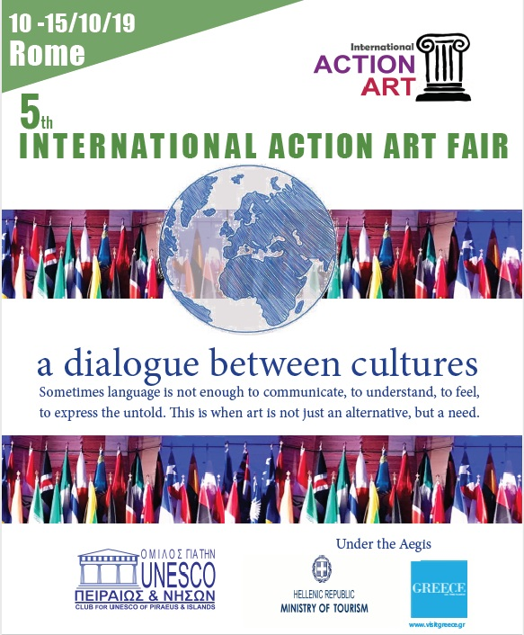 5th INTERNATIONAL ACTION ART FAIR - ROME